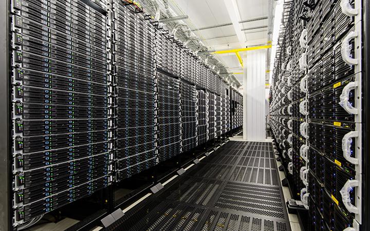 Автоматизированная система диспетчерского управления центра обработки данных  АСДУ ЦОД